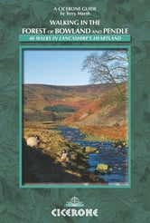 Walking in the Forest of Bowland and Pendle ebook by Terry Marsh