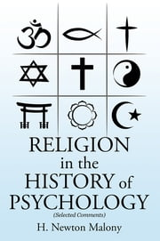 RELIGION in the History of Psychology ebook by H. Newton Malony