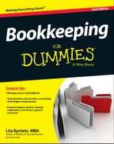 Bookkeeping For Dummies ebook by Lita Epstein
