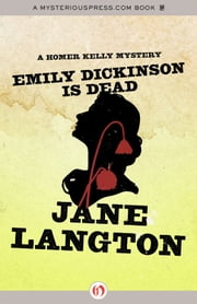 Emily Dickinson Is Dead ebook by Jane Langton