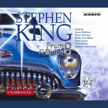 From A Buick 8 - A Novel audiobook by Stephen King
