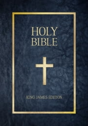 The Bible, Old and New Testaments, King James Version ebook by Gutenberg