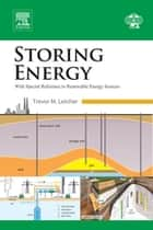 Storing Energy ebook by Trevor M. Letcher