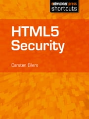 HTML5 Security ebook by Carsten Eilers