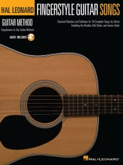 Fingerstyle Guitar Songs - Hal Leonard Guitar Method Supplement ebook by Hal Leonard Corp.
