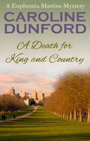 A Death for King and Country ebook by Caroline Dunford