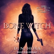 Bone Witch audiobook by D.N. Hoxa