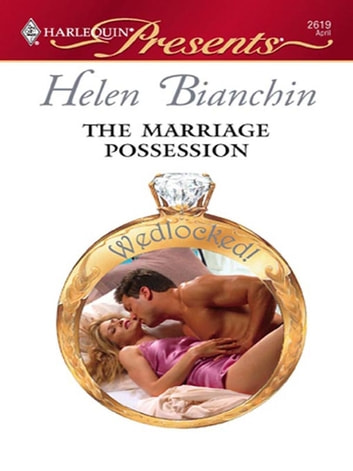 The Marriage Possession ebook by Helen Bianchin