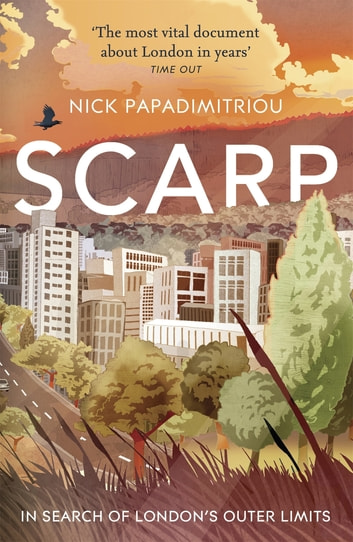 Scarp ebook by Nick Papadimitriou