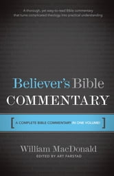 Believer's Bible Commentary ebook by William MacDonald