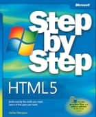 HTML5 Step by Step ebook by Faithe Wempen
