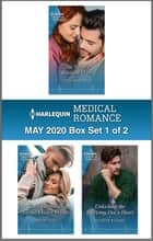 Harlequin Medical Romance May 2020 - Box Set 1 of 2 ebook by Carol Marinelli, Amy Ruttan, Juliette Hyland