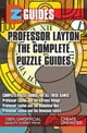 Professor Layton The Complete Puzzle Guides ebook by The Cheat Mistress