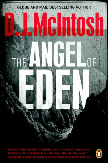 The Angel of Eden - Book Three in the Mesopotamian Trilogy ebook by D J Mcintosh