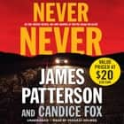 Never Never audiobook by James Patterson, Candice Fox, Federay Holmes