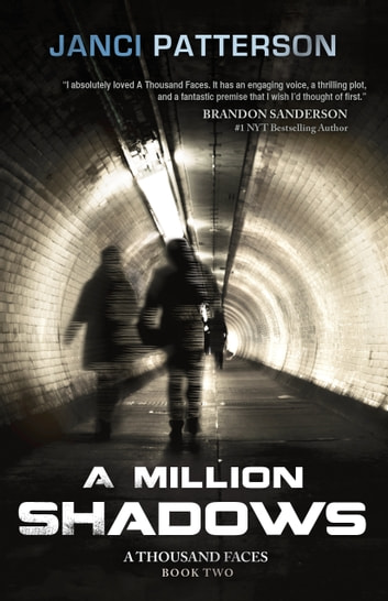 A Million Shadows ebook by Janci Patterson