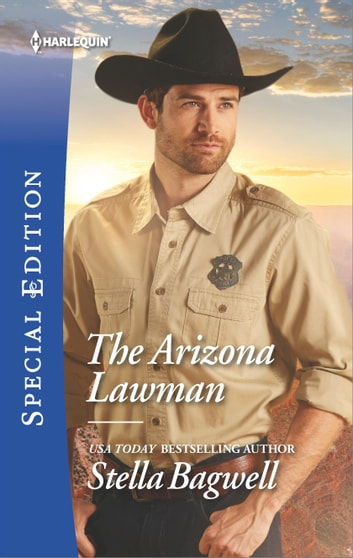 The Arizona Lawman ebook by Stella Bagwell
