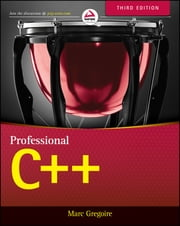 Professional C++ ebook by Marc Gregoire