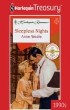 Sleepless Nights ebook by Anne Weale