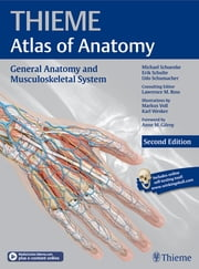 General Anatomy and Musculoskeletal System (THIEME Atlas of Anatomy), Second Edition ebook by Michael Schuenke,Erik Schulte,Udo Schumacher