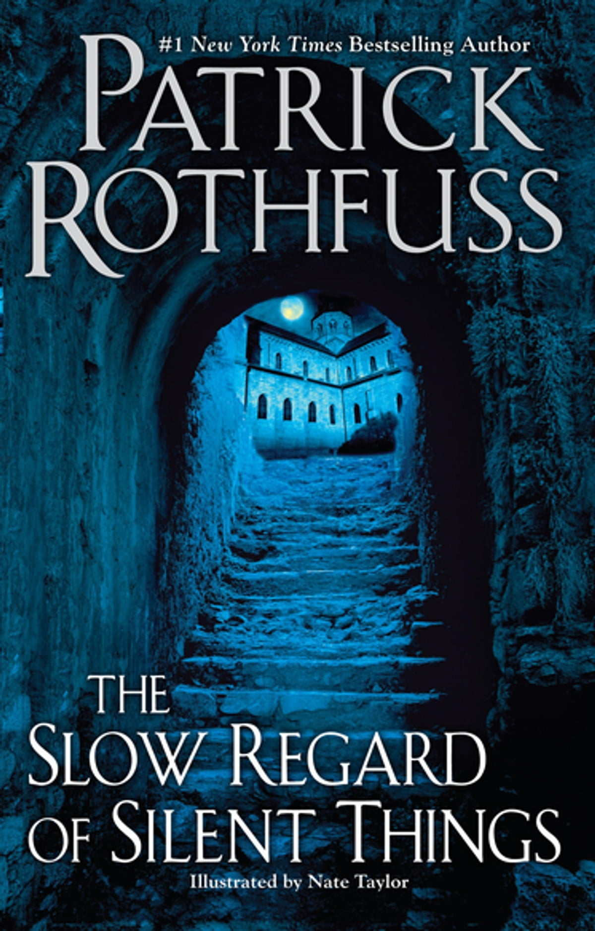The Slow Regard Of Silent Things Ebook By Patrick Rothfuss