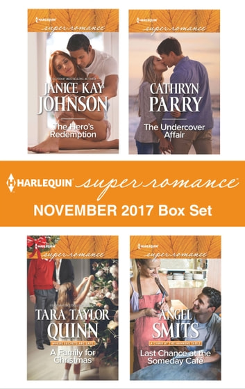 Harlequin Superromance November 2017 Box Set - An Anthology ebook by Janice Kay Johnson,Tara Taylor Quinn,Cathryn Parry,Angel Smits
