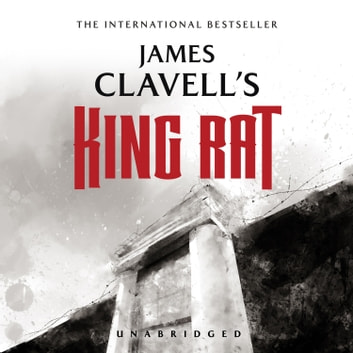 King Rat audiobook by James Clavell