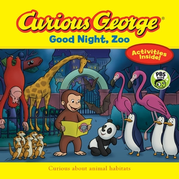 Curious George Good Night, Zoo (CGTV) ebook by H. A. Rey