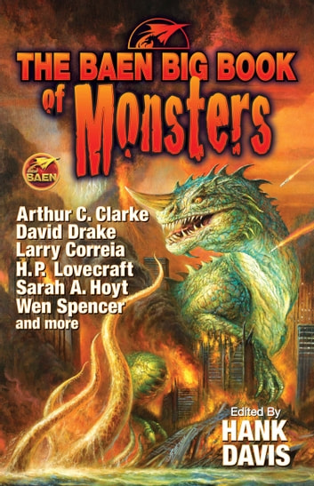 The Baen Big Book of Monsters ebook by