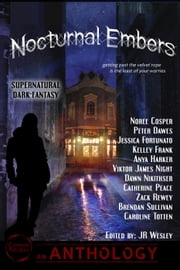 Nocturnal Embers ebook by Noree Cosper, Jessica Fortunato, Kelly Frank,...