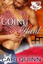 Going Hard - Boys of Fall, #3 eBook by Cari Quinn