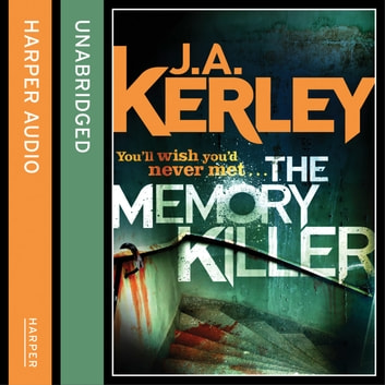 The Memory Killer (Carson Ryder, Book 11) audiobook by J. A. Kerley