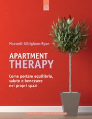 Apartment Therapy ebook by Maxwell Gillingham-Ryan