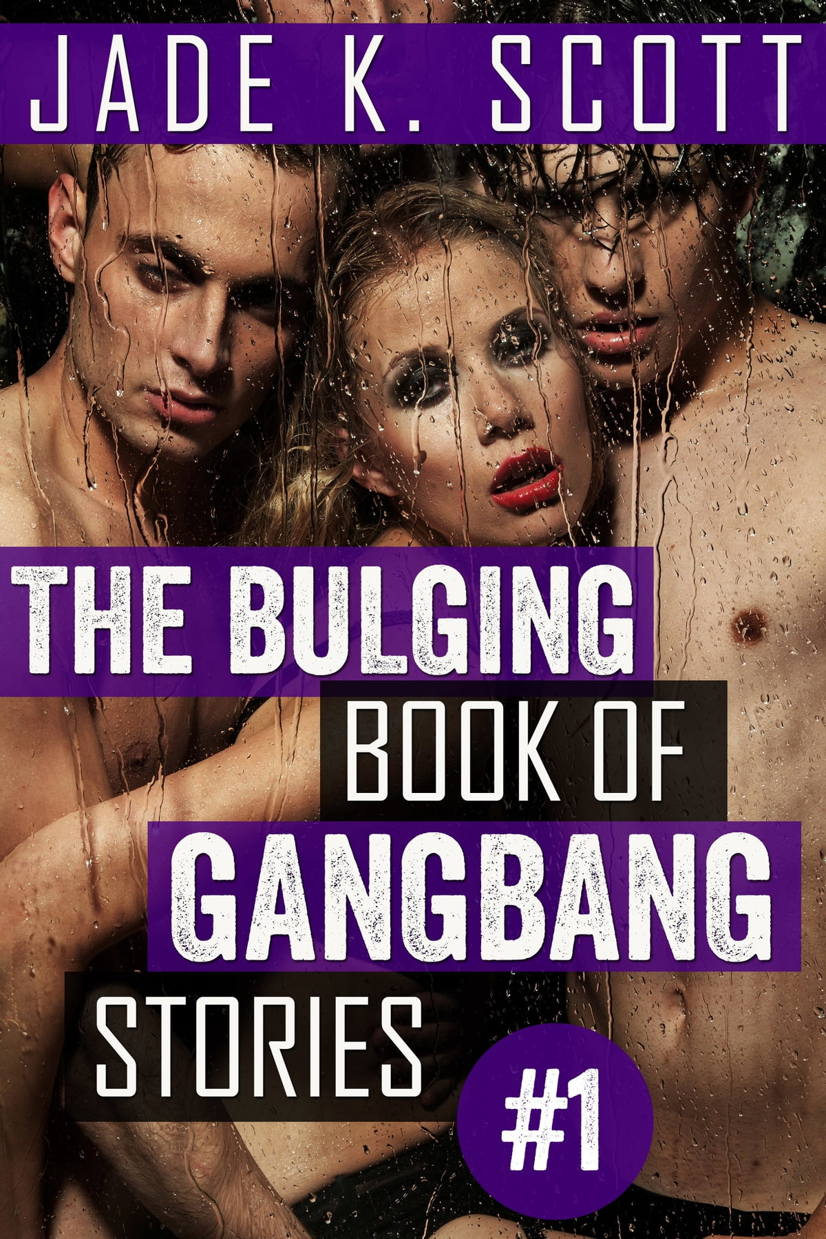 First gang bang stories not
