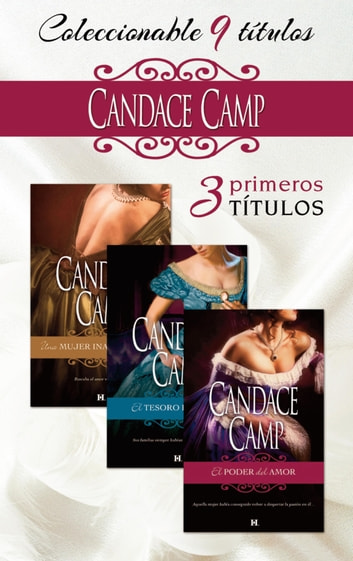 Pack Candace Camp ebook by Candace Camp