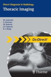 Thoracic Imaging ebook by Michael Galanski