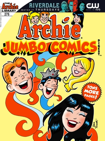 Archie Comics Double Digest #276 ebook by Archie Superstars