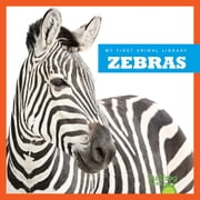 Zebras audiobook by Cari Meister