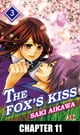 THE FOX'S KISS - Chapter 11 ebook by Saki Aikawa