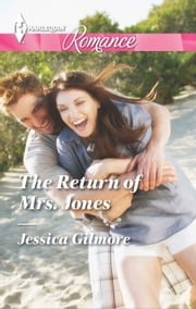The Return of Mrs. Jones ebook by Jessica Gilmore