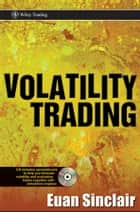 Volatility Trading ebook by Euan Sinclair