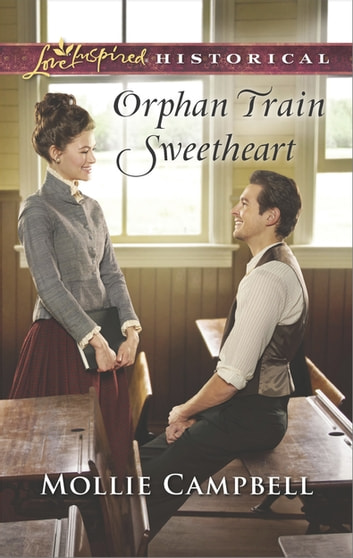 Orphan Train Sweetheart ebook by Mollie Campbell