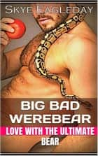 Big Bad Werebear (Tales Of The Werebear 2) - Tales Of The Werebear, #1 ebook by Skye Eagleday