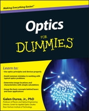 Optics For Dummies ebook by Galen C. Duree Jr.