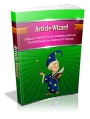 Article Wizard ebook by Anonymous