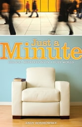 Just a Minute ebook by Andy Bonikowsky