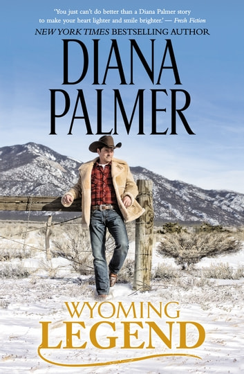 Wyoming Legend 電子書 by Diana Palmer