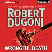 Wrongful Death audiobook by Robert Dugoni