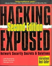 Hacking Exposed ebook by Scambray, Joel