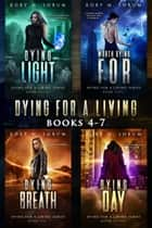 Dying for a Living Boxset: Vol 2 ekitaplar by Kory M. Shrum
